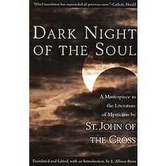 Dark Night of the Soul by St. John of the Cross. $11.95