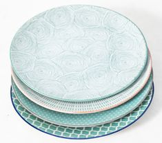 These Green Dinner Plates Come In 4 Different Designs For The Less Traditional. Brighten Up Your Dinner Table. Make Dinner Time Fun Time. Green Dinner Plates, Dinner Plate Sets, Dinner Table, Dinnerware, Porcelain, Ceramics, Dining, Tableware, Gifts