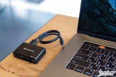 맥북 등 USB-C에 꼭 맞는 멀티 카드리더기를 고민하는 분들에게, 이 녀석은 꼭 맞는 선택지가 아닐까 싶네요. #트랜센드 #RDC8