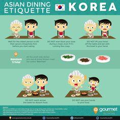 DailyKorean — Korean Dining Etiquette