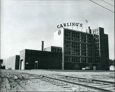 The Red Deer Brewery 1957 after it was taken over by Carling's. Red Deer, Old Buildings, Historical Photos, Brewery, The Past, History, Favorite Things, Historical Pictures, Historia
