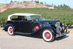 1935 Packard Eight Phaeton
