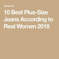 6228eb75136a 8 Bloggers Share Their Favorite Plus-Size Jeans | SELF | Fashion ...
