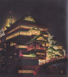 naminoto:  千と千尋の神隠し