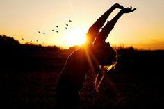 Start je dag goed met de zonnegroet