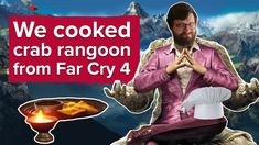 farcry5gamer.comWe cooked Crab Rangoon from Far Cry 4 This week, to mark the Far Cry 5 reveal, Johnny jets off to Kyrat to make cook Crab Rangoon from Far Cry 4.   Subscribe to Eurogamer -   For the latest video game reviews, news and analysis, check out  and don't forget to follow us on Twitter:   http://farcry5gamer.com/we-cooked-crab-rangoon-from-far-cry-4/