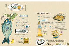 Portugiesische Küche: Hallo, Lissabon! | Lebensart | ZEIT ONLINE