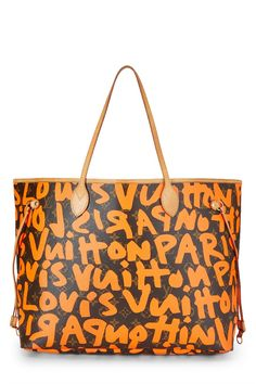 433bf73fe74 Louis Vuitton Stephen Sprouse x Louis Vuitton Monogram Graffiti Neverfull  GM - What Goes Around Comes