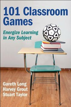 101 Classroom Games: Energize Learning in Any Subject by Gareth Long. $7.82. Author: Gareth Long. Publisher: Human Kinetics; 1 edition (December 22, 2010). 144 pages