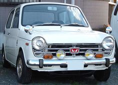 ホンダの軽自動車「N360」の新型を来年3月に発売 - デザウマ