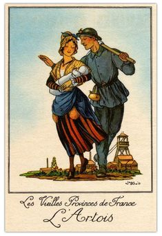 Hello all, Today I will attempt to give an overview of the costumes of France. France was divided into traditional provinces before . French Costume, Base Ball, Folk Costume, Vintage Love, Folklore, Traditional Outfits, Painting & Drawing, Baseball Cards, Embroidery