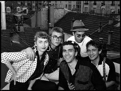 1989, les Toons sur les toits de Colombes (sooooo frenchy romantic).