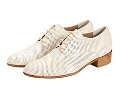 Habbot shoes {designed by Annie Abbott} Carter - white $190 on sale