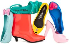 8b080010b70 Melissa + Jeremy Scott  a collab that sees fashion far beyond what eyes  alone can see