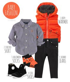 Fashion for Kids: Halloween Baby Boy - Pret a Pregnant