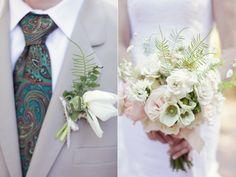 Music-Inspired Fairytale Wedding