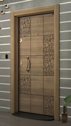 Carved Door Sofadesign Puertas In 2019 Doors Door Design Wood