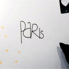 Mot PARIS Zoé Rumeau - Le Repère des Belettes