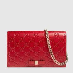 Gucci - Gucci Signature mini bag