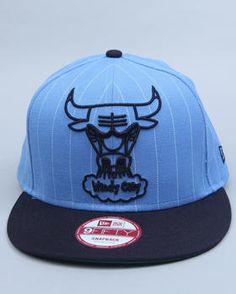 85f27cb9427 New Era - Chicago Bulls Pin Punch Snapback cap Snap Backs
