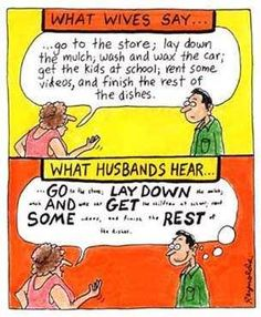 So true for husbands haha