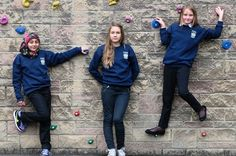 CHILDREN at Leith Primary School have become the first pupils in Edinburgh to wear Fairtrade uniforms.  Youngsters are now sporting blue cotton sweatshirts made by fairly paid factory workers in Mauritius.  And the school is also launching a campaign with local businesses to provide Fairtrade skirts and trousers.  The switch comes after Primary 7 pupils learned about the horrific conditions suffered by cotton producers in India during a school project.