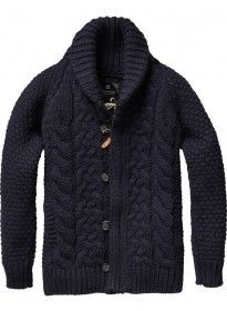 scotch & soda---I don't know about that, but I know I like this sweater :)