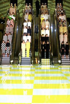 Louis Vuitton runway