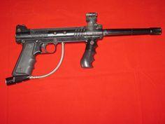 Tippmann Model 98 Paintball Gun Marker - Black - L@@K!! #Tippmann