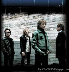 Bon Jovi Band 1980s | Hard Rock bands - Bonjovi