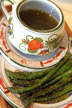 Bagna Cauda with Spring Vegetables