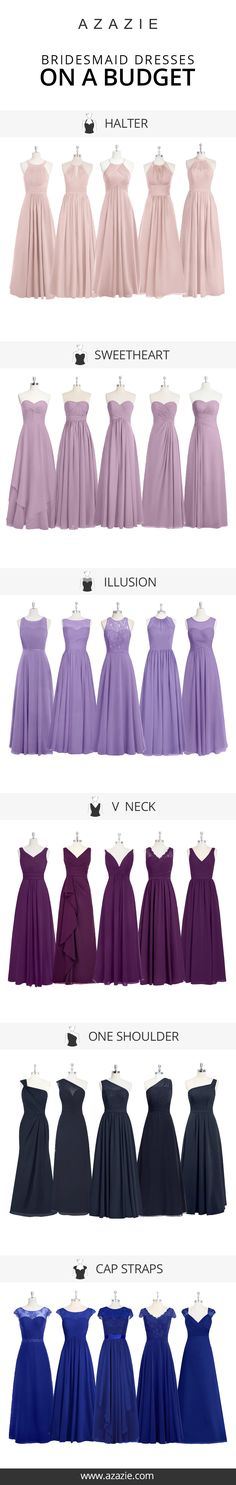 Azazie is the online destination for special occasion dresses. Our online…