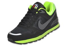 NIKE MS78 BLACK/ANTHRACITE-ELECTRIC GREEN