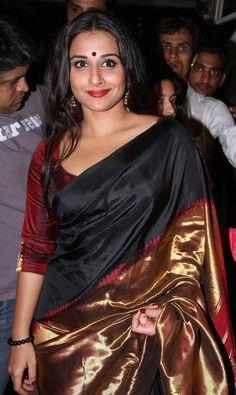 Vidya Balan, one of the most beautiful women , if not THE most beautiful and talented woman bollywood has.