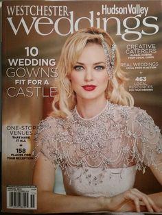 2015 Creative Caterer - Westchester Wedding Magazine (December 2014)