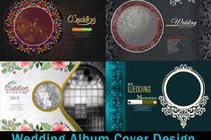 Wedding Album Cover Design 12x18 PSD Templates Download Wedding Album Cover, Wedding Album Layout, Album Cover Design, Indian Wedding Photographer, Psd Templates, Album Covers, Weddings, Wedding, Marriage