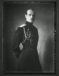 """He neither abdicated nor refused the throne, and though the flood of history soon proved such questions irrelevant, many consider him, Tsar Michael II, Russia's actual """"Last Tsar""""."""