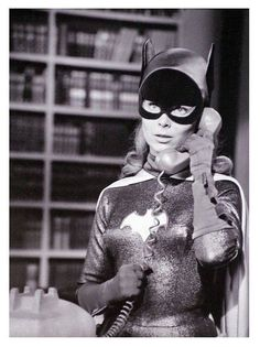 Yvonne Craig as Batgirl Batman Y Robin, Batman And Batgirl, Batman 1966, Batman Show, Batman Tv Series, Batgirl Pictures, James Gordon, Batwoman, Nightwing