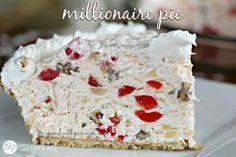 Millionaire pie