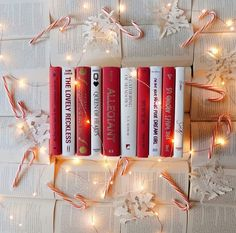 candy cane books by readsleepfangirl