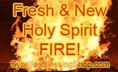 New Prophetic Word: Fresh & New Fire