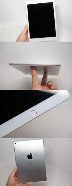 Leaked photos purport to show an even thinner iPad Air 2 prototype.