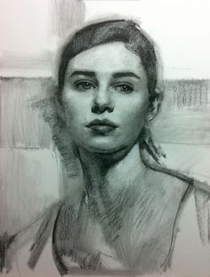 Mary Sauer Art: portrait sketches
