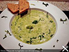 Brokkoli - Cremesuppe