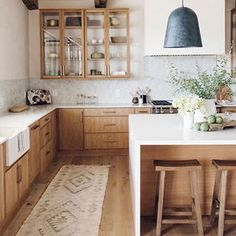 Today on the blog we are sharing dreamy kitchens
