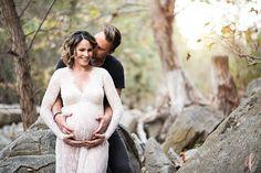 Teaser video from maternity session in San Elijo | Rachel + Mike