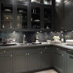 Kelly Deck Design - butler's pantry