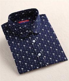 bd2efb74fed62c Dioufond New Floral Long Sleeve Vintage Blouse Cherry Turn Down Collar Shirt  Blusas Feminino