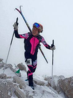 Part 2 of the GORE-TEX® Grand Traverse series with pro-trail runner + skimo racer, Stevie Kremer is live!  Get all your ski-mountaineering training, nutrition and insights from a seasoned Grand Traverse pro!