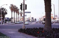 Ocean at Wilshire, Santa Monica, 1968.